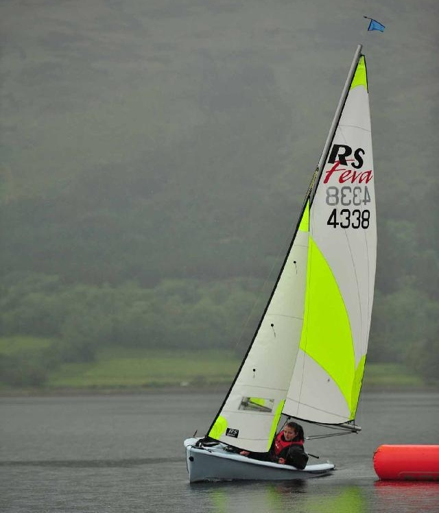Learn to sail in  our fleet of dinghies
