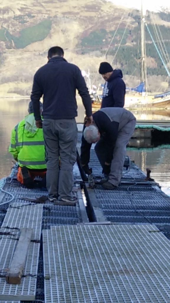 Pontoons getting a Makeover